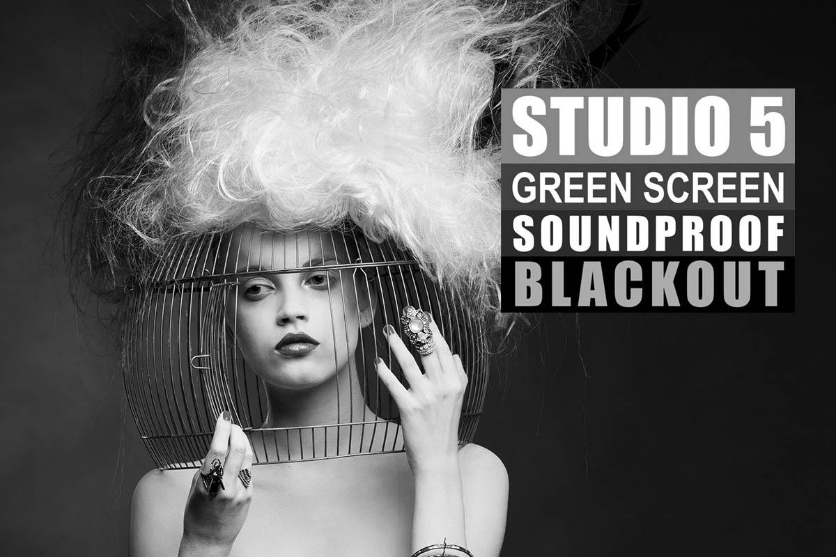 Studio 5 Green Screen