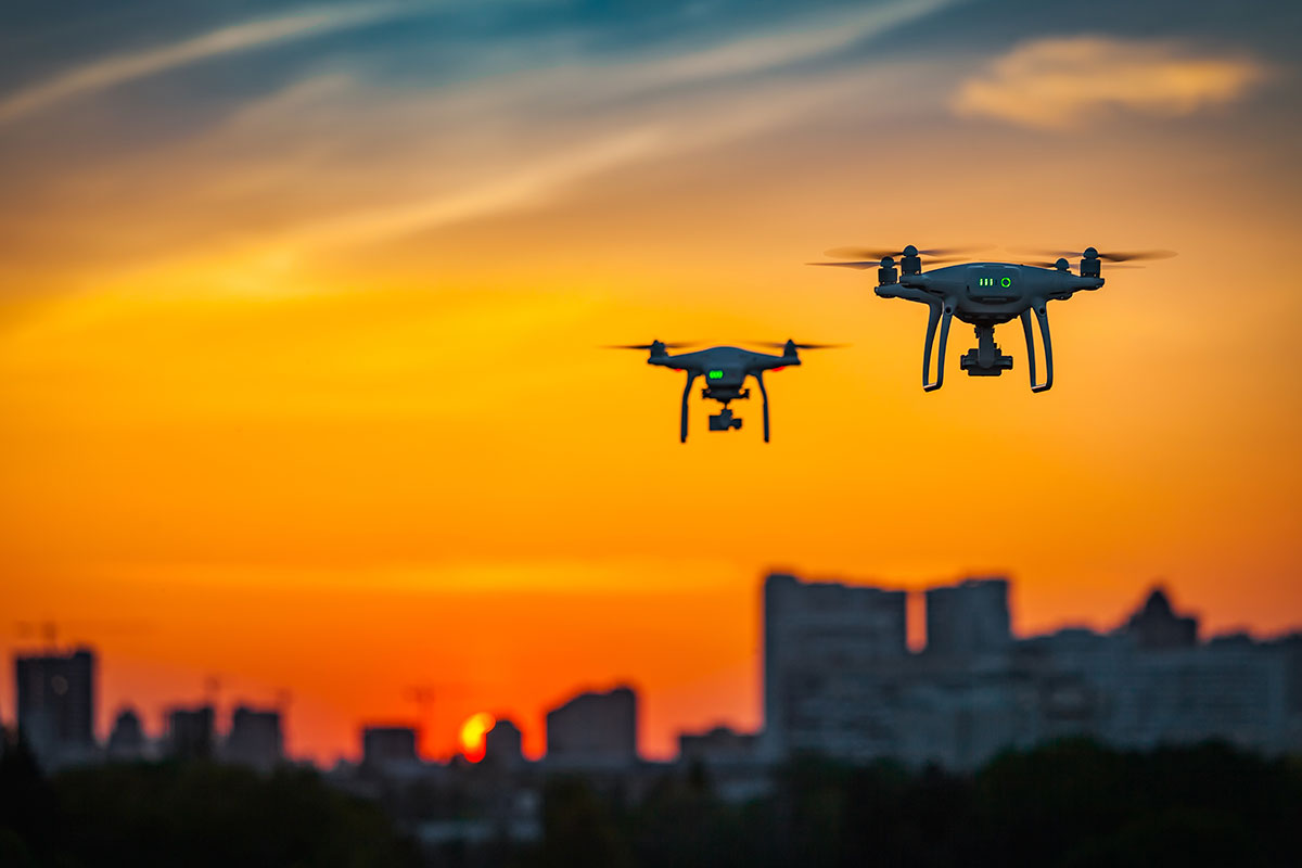Drone Imagery - Sydney Event Services