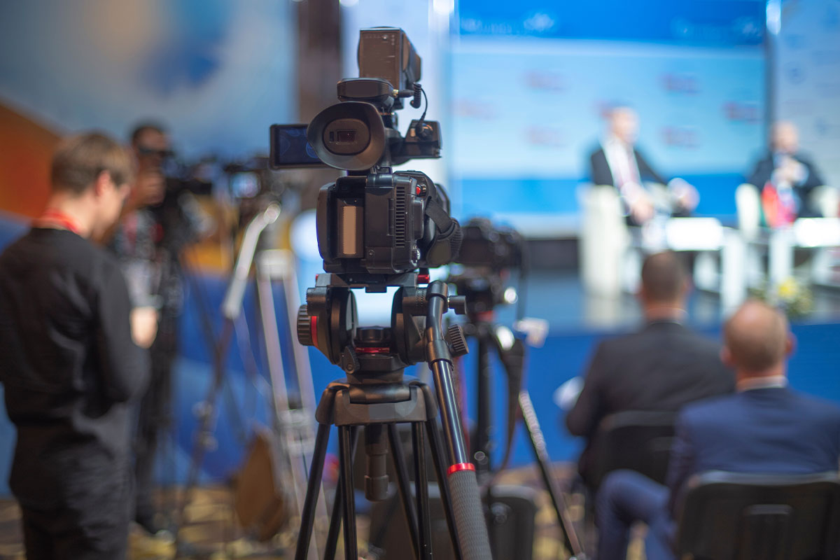 Live Streaming, Live Webcast - Sydney Event Services