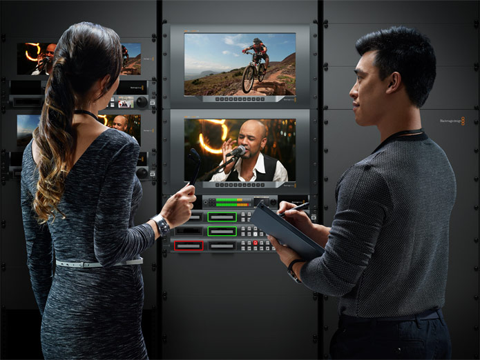 Blackmagic Design's SmartView 4K Monitor