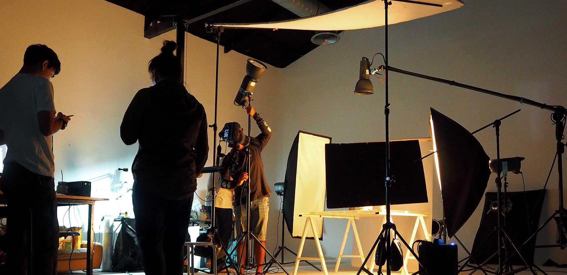 Studio Support - Sydney Event Services